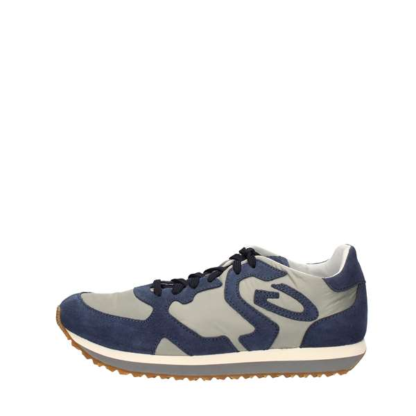 ALBERTO GUARDIANI SU68391B Blue Shoes Man
