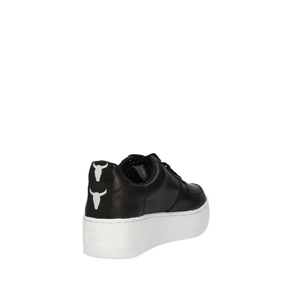 WINDSOR SMITH RACERR Black  Shoes Women