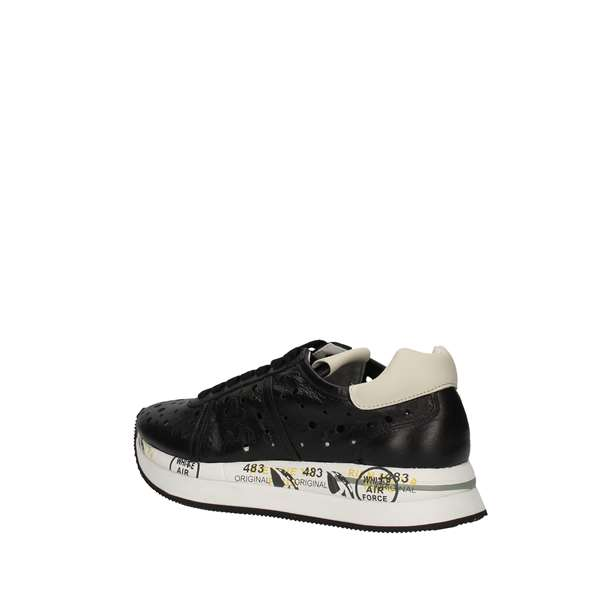 PREMIATA SNEAKERS Donna NERO | Sorrentino