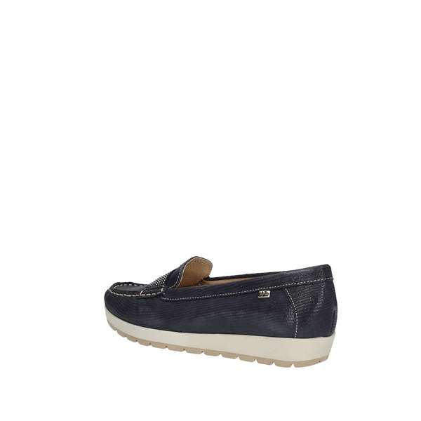 VALLEVERDE Low shoes Loafers Women 11106 1