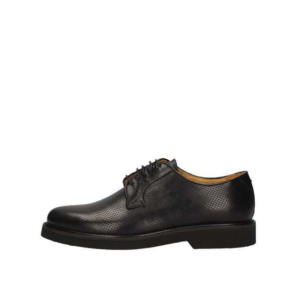 HUDSONLaced  Oxford 930 BLACK