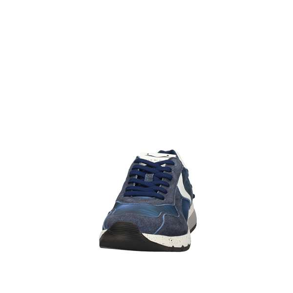 Voile Blanche New Lenny Power Blue Shoes Man