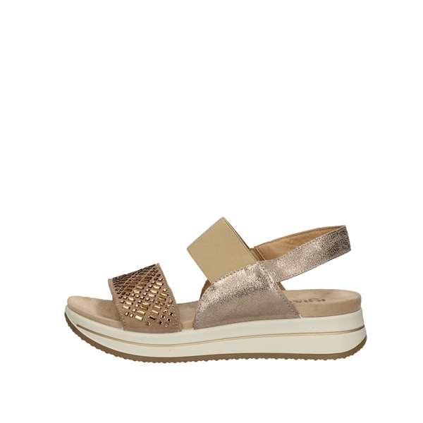 Sandalo Taupe Donna 35 22 amp;CO IGI 11722 qXZtcf