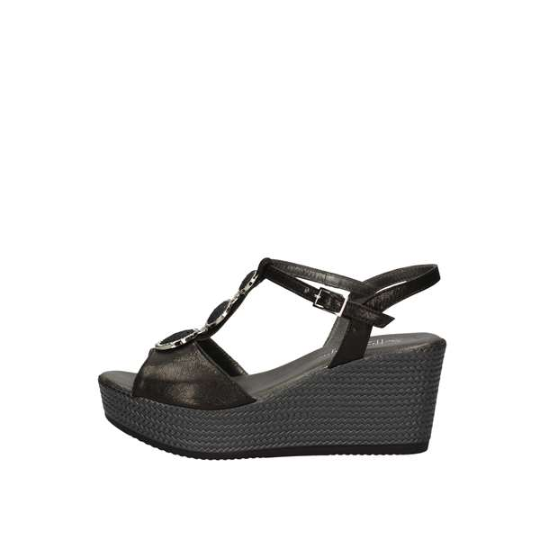 SOFFICE SOGNO With wedge Black