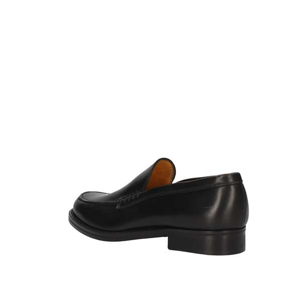 HUDSON Loafers Black