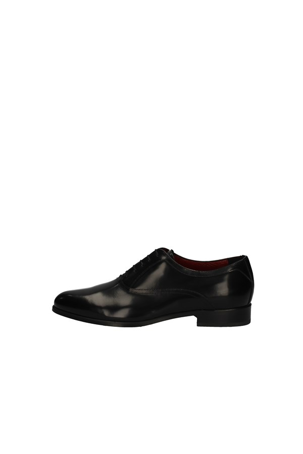 MARINILaced  Oxford B8/141 BLACK