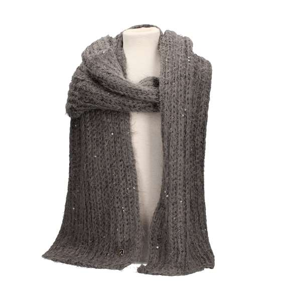 LIU JO Scarves Grey
