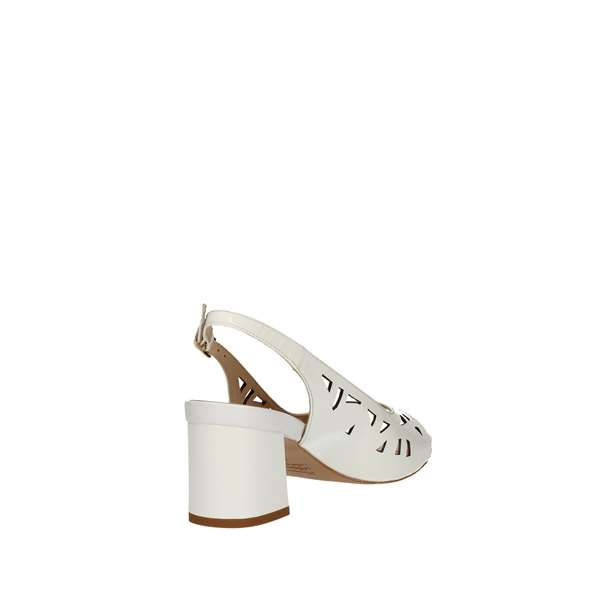 DONNA SOFT 7425 White Shoes Women