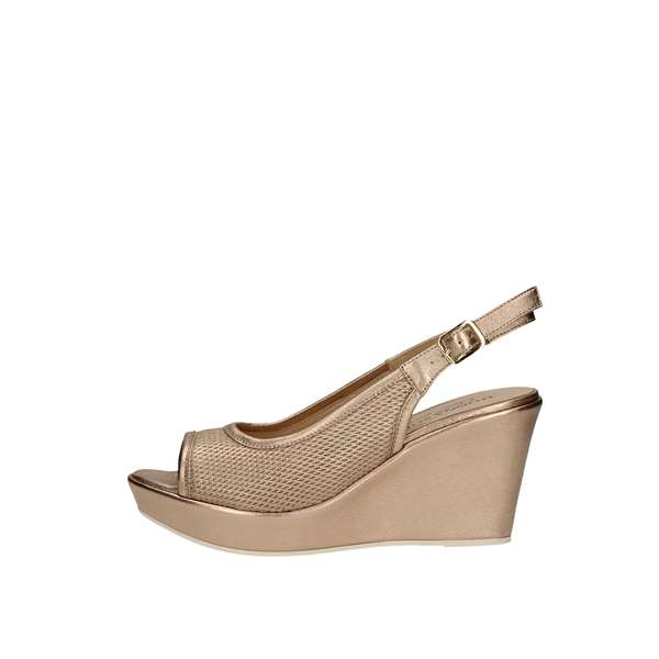 DONNA SOFT With wedge Platinum