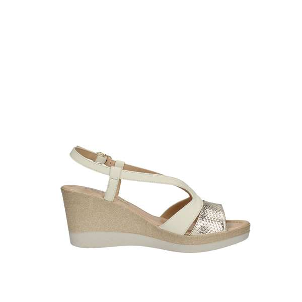 DONNA SOFT 6950 Ivory Shoes Women