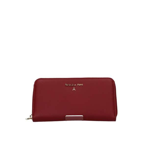 PATRIZIA PEPE  With zip BORDEAUX