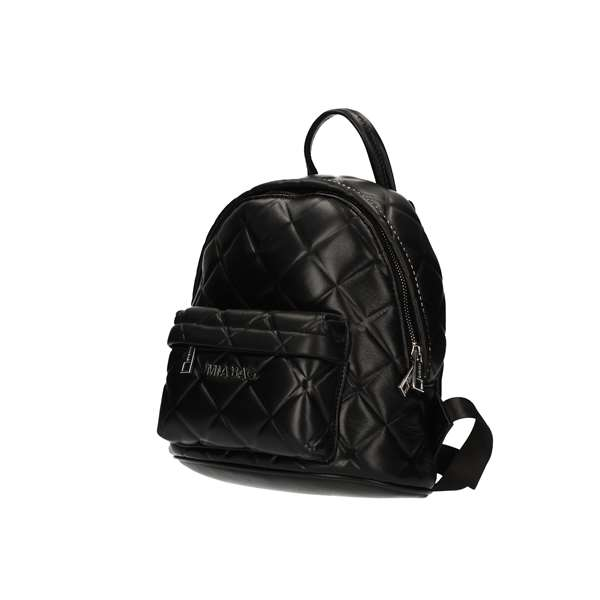 MIA BAG Backpacks Black