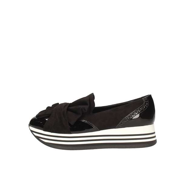 MARGOT LOI Loafers Black