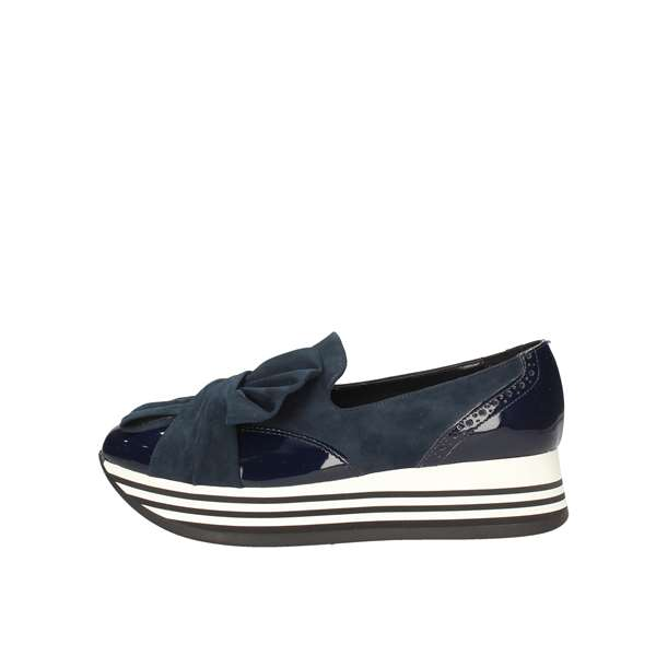 MARGOT LOI Loafers Blue