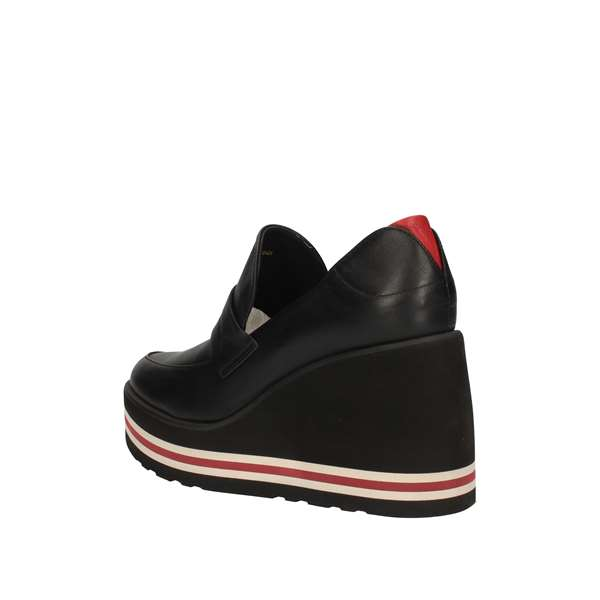 PALOMA BARCELO' Loafers Black