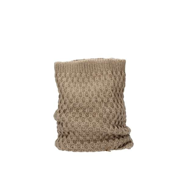 GUESS neck warmer TAUPE