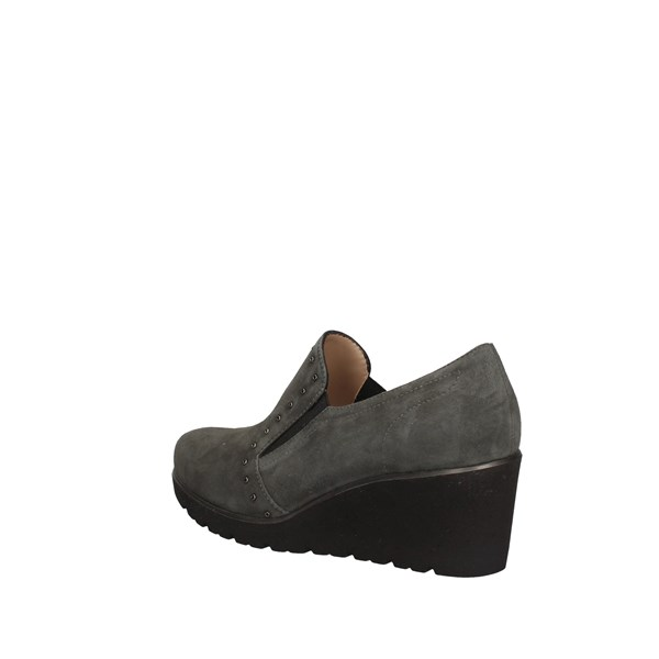 MELLUSO Loafers Grey