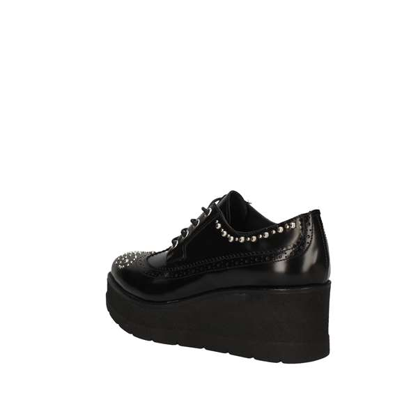 JANET SPORT Oxford Black