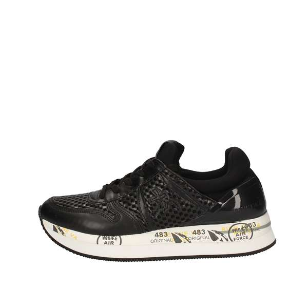 sneakers premiata donna nere