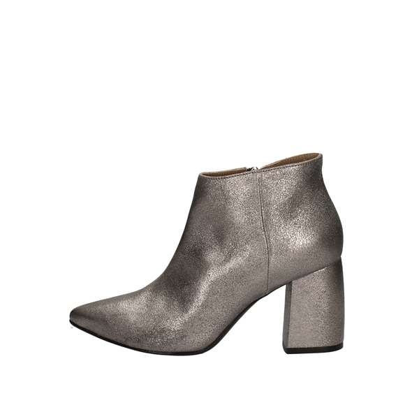 JANET & JANET boots Silver
