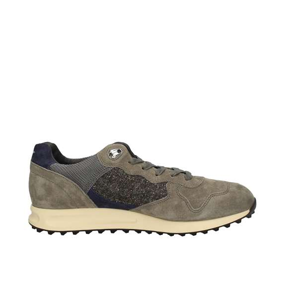 ALBERTO GUARDIANI SU77401E Grey Shoes Man