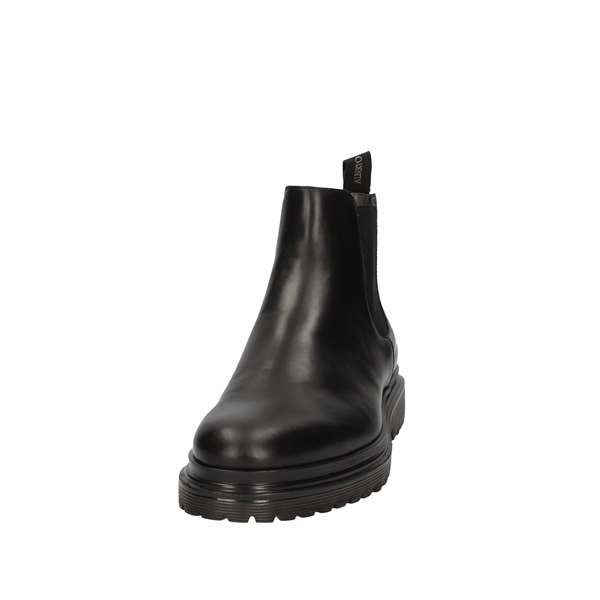 ALBERTO GUARDIANI SU77512A Black Shoes Man