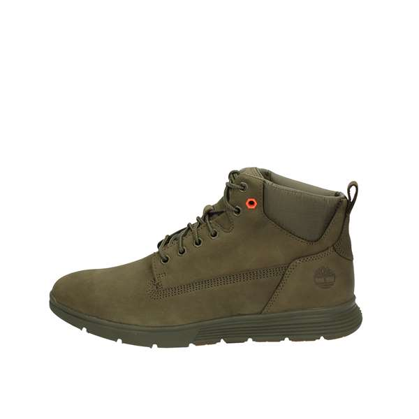 TIMBERLAND Ankle Green military