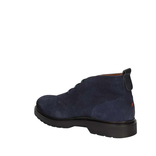 IMPRONTE ankle boots NAVY