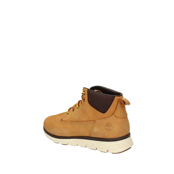 TIMBERLAND ankle boots Yellow