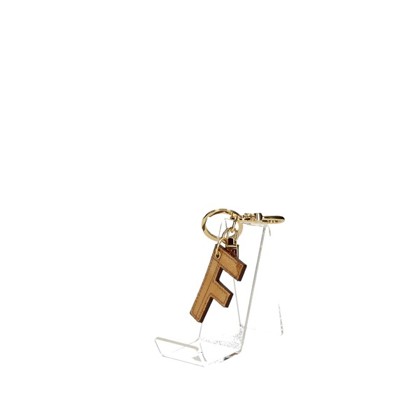 ALVIERO MARTINI Keychain NATURAL