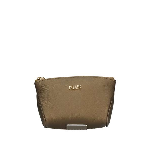 ALVIERO MARTINI Clutch Bronze