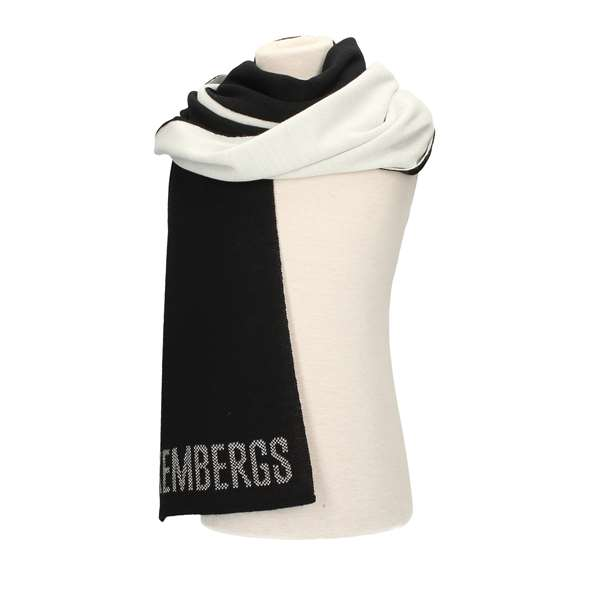 BIKKEMBERGS Scarves Black