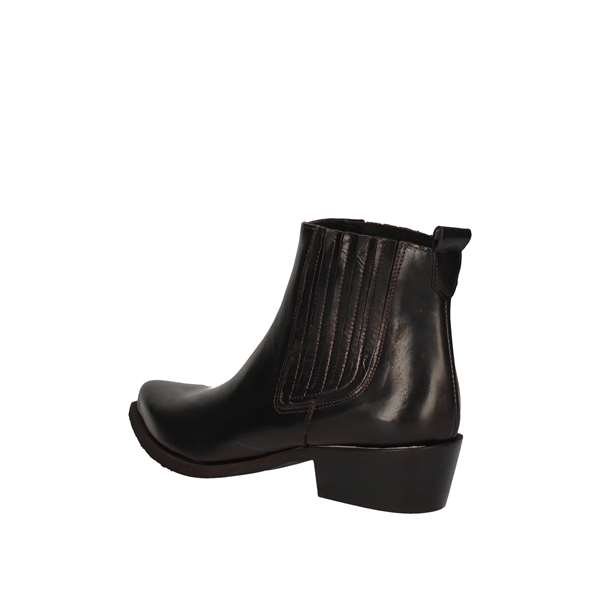 CUBE boots Black