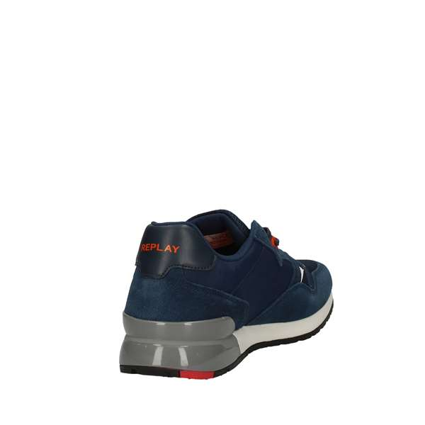 innovative design 47ba7 79ef5 REPLAY SNEAKERS Uomo NAVY | Sorrentino