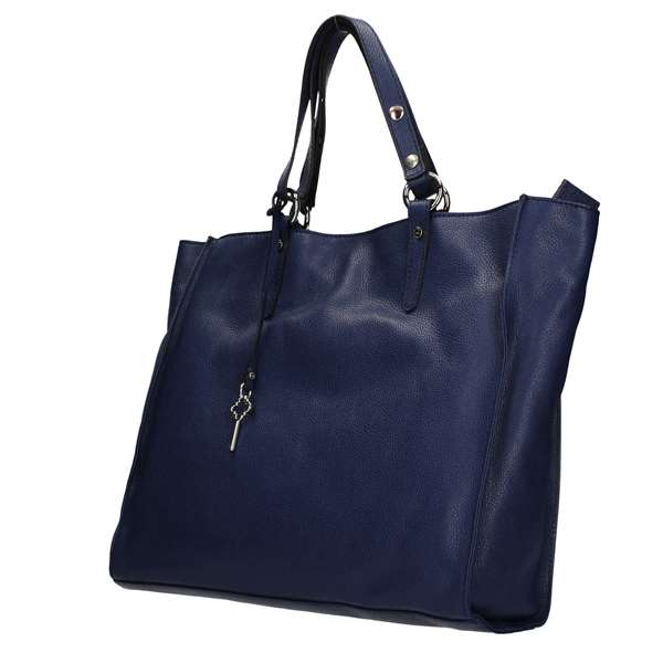 GIANNI CHIARINI Shopping bags Blue