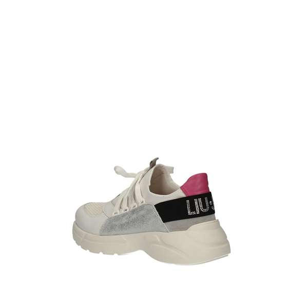 LIU JO GIRL  low White