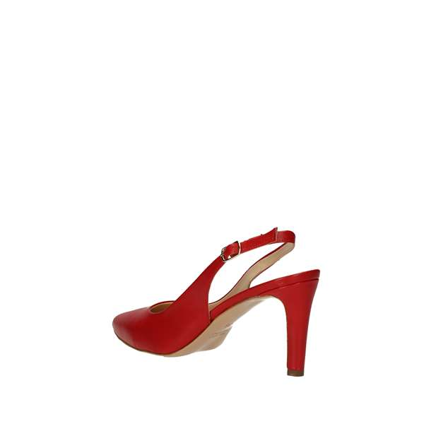MARIANO VENTRE With heel Red