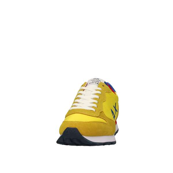 SUN68 Z19101 Yellow Shoes Man