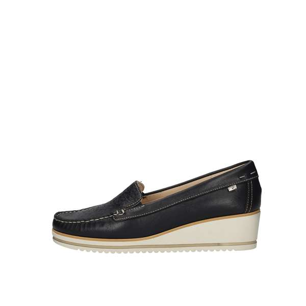 VALLEVERDELow shoes  Loafers 11216 BLUE
