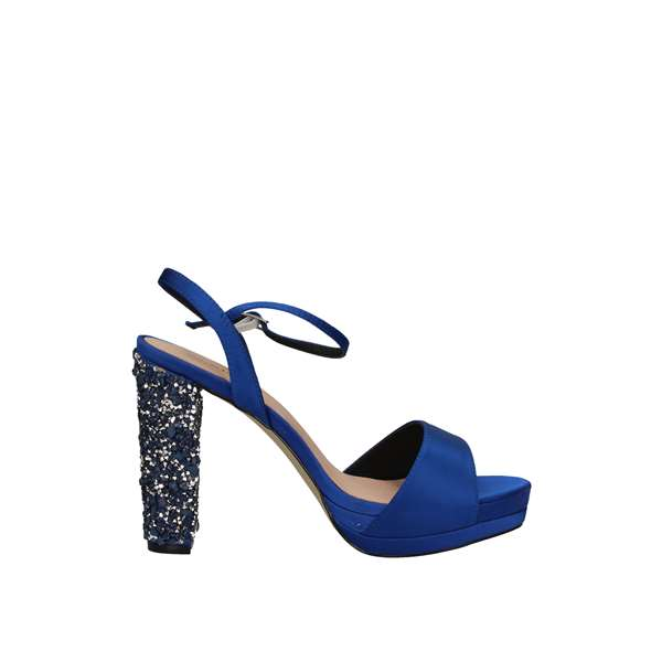 low priced c434a bc4ff MENBUR SANDALI Donna BLU | Sorrentino