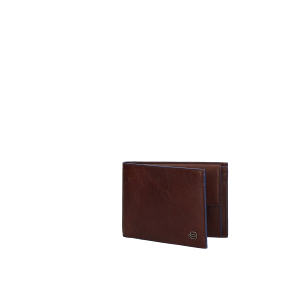 PIQUADRO Banknote holder Brown