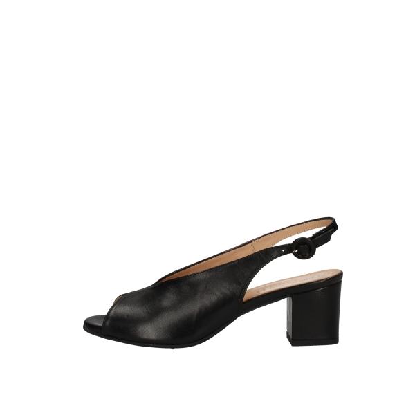 SOFFICE SOGNO With heel Black