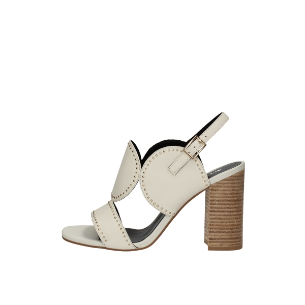 ADELE DEZOTTI With heel White