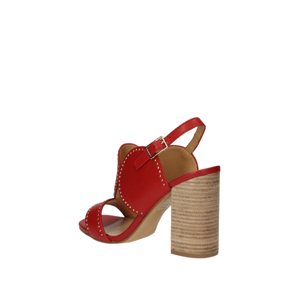 ADELE DEZOTTI With heel Red