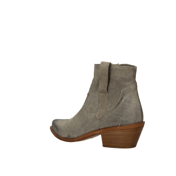 CUBE boots Grey