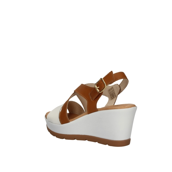 SUSIMODA  With wedge Leather