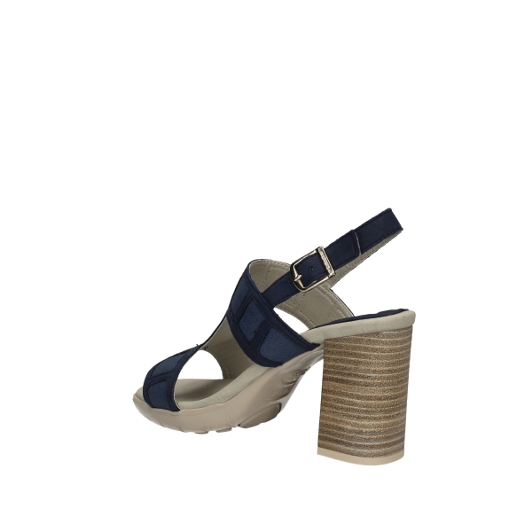 CALLAGHAN With heel Blue