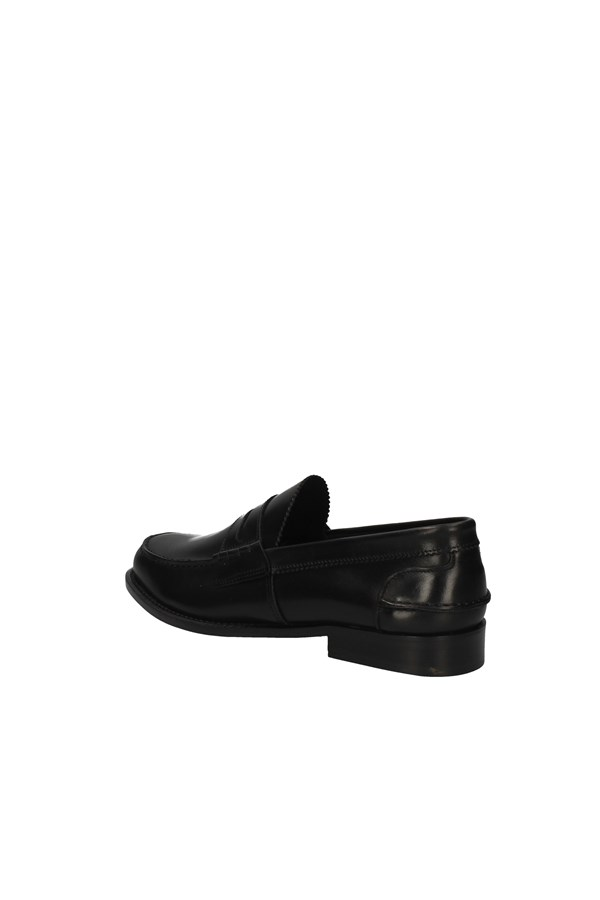 HUDSON MOCCASIN BLACK