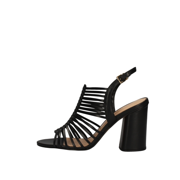 VICENZA With heel Black
