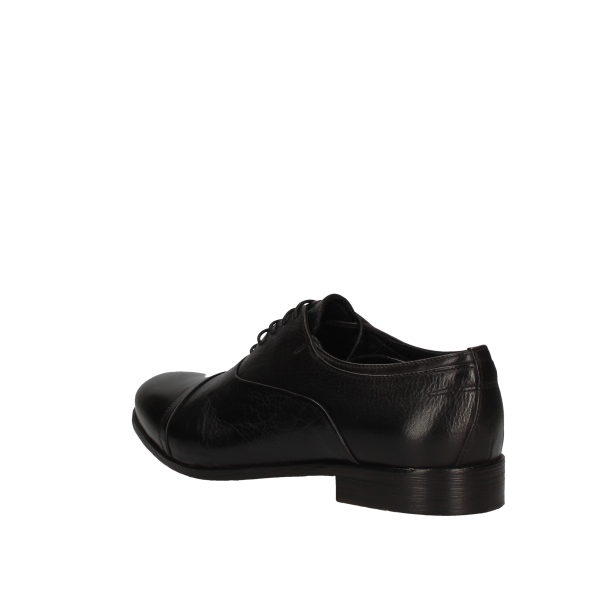 VENI SHOES Oxford Black